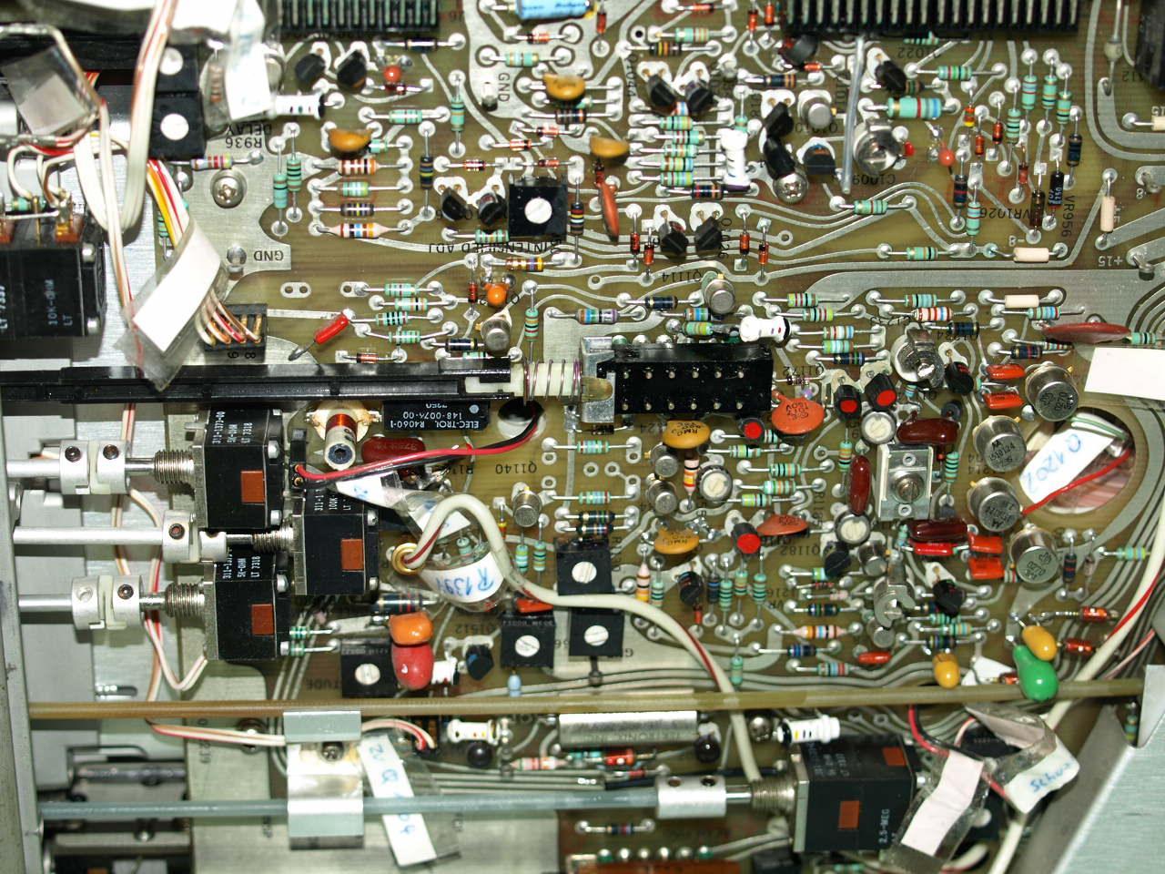 475 Oscilloscope